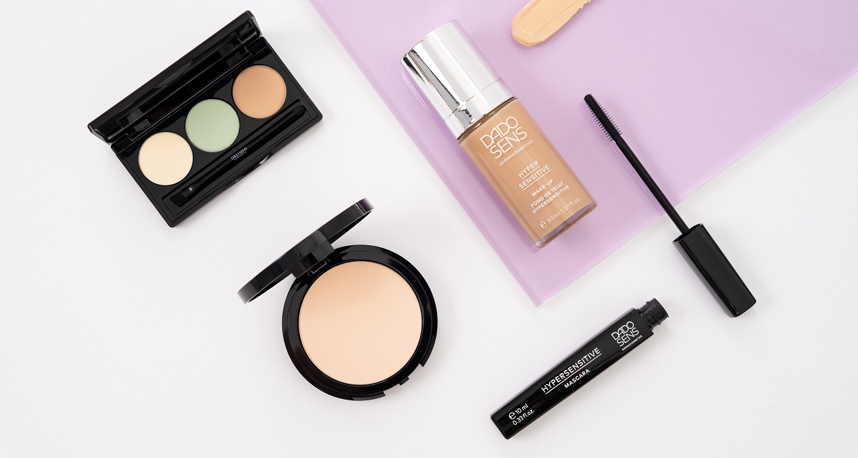 Clean Beauty: Make-up für sensible Haut